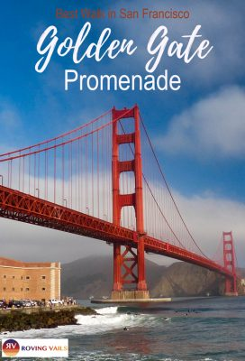 Looking for the best walk in San Francisco? Look no further, the Golden Gate Promenade is by far the walk not to be missed. Click here to start planning your San Francisco visit!